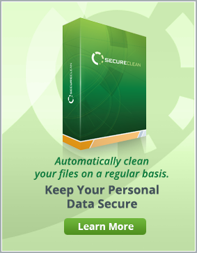 Delete History - WhiteCanyon Software