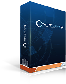 WipeDrive Data Center Edition