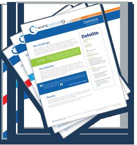 Deloitte case study papers