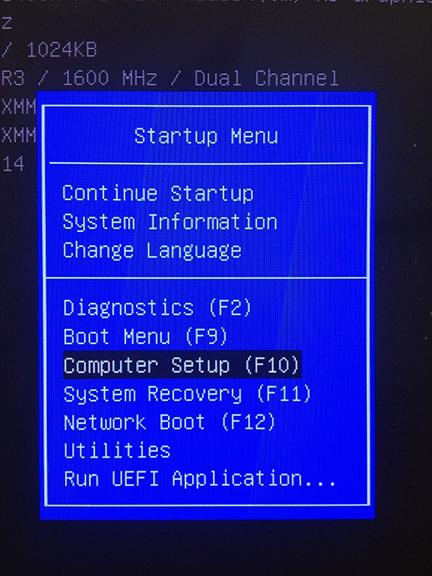 Boot from CD on Windows 8 (UEFI) - WhiteCanyon
